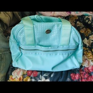Lululemon Flow To Om Bag Aquamarine